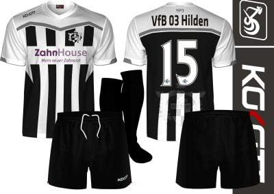 k1136 bana VFB HILDEN 2018