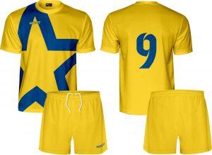 strój piłkarski model k1008