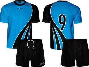strój piłkarski model k1009