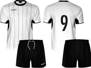 strój piłkarski model k1012
