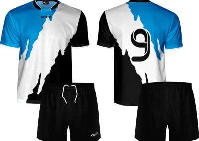 strój piłkarski model k1022