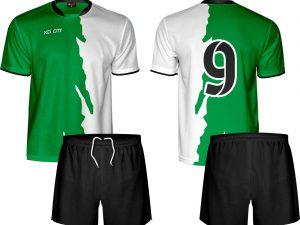 strój piłkarski model k1031