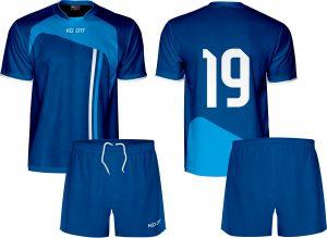 strój piłkarski model k1033