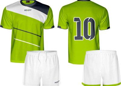strój piłkarski model k1102 v2