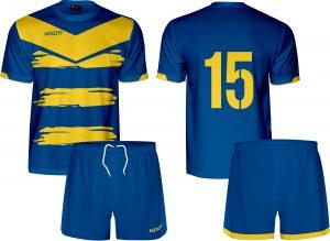 strój piłkarski model k1103 Kokot