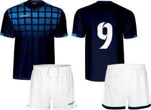 strój piłkarski model k1114