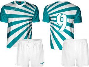 strój piłkarski model k1123