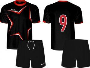 strój piłkarski model k1138