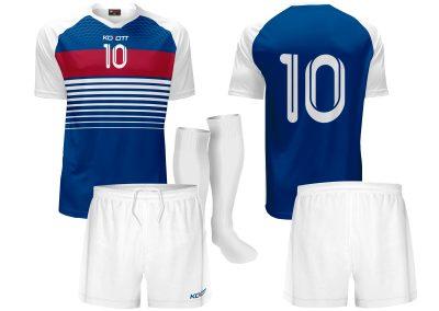 strój piłkarski model k1502