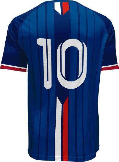 koszulki piłkarskie model k1503 tyl