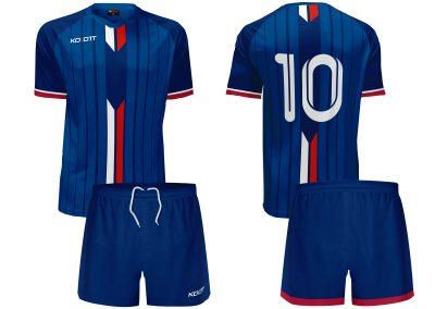 strój piłkarski model k1503