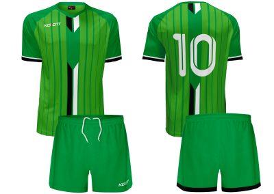 strój piłkarski model k1503 v3