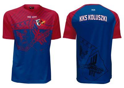 koszulka piłkarska kks koluszki v3