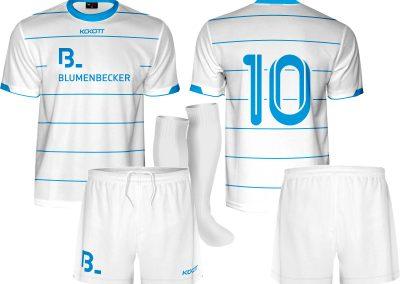 k1152 Blumenbecker v2 Stroje piłkarskie