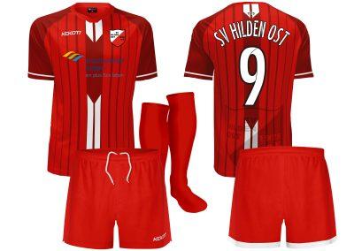 zamówienie stroju piłkarskiego