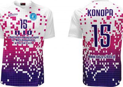 k1505 koszulka piłkarska